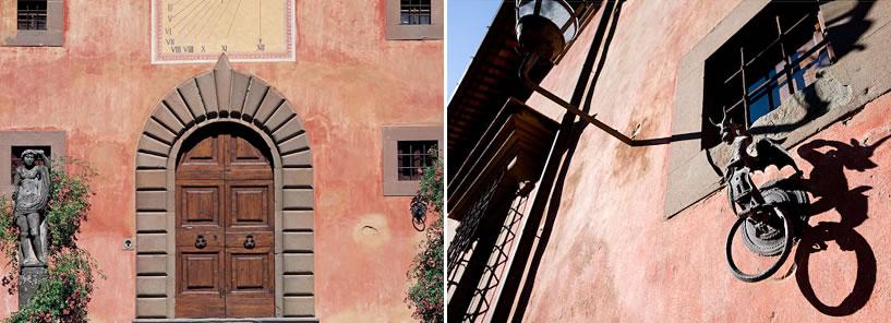 Holmes Travel Vignamaggio Tuscany Italy